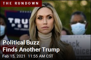 Political Buzz Finds Another Trump