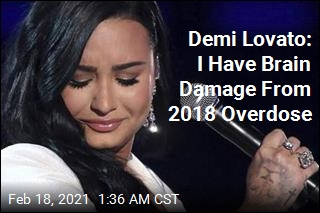 Demi Lovato: I Have Brain Damage From 2018 Overdose