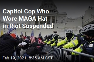 29 Capitol Cops Under Investigation for Roles in Riot