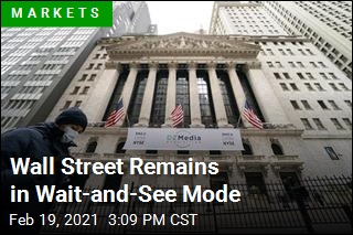 Wall Street Remains in Wait-and-See Mode