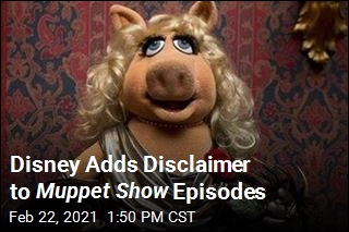 Muppets Get a Content Warning on Disney Plus