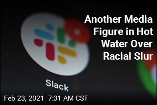 Podcast Host Suspended After Slack Debate on Racial Slurs