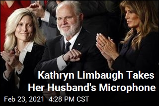 Kathryn Limbaugh Talks About Her 'Humble' Husband