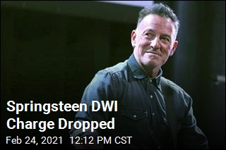 Prosecutors: Springsteen's BAC Was Just .02