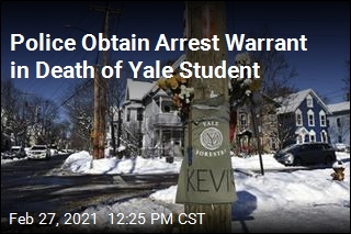 Police Obtain Arrest Warrant in Death of Yale Student