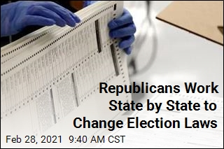 GOP Strategy: Change State Election Laws