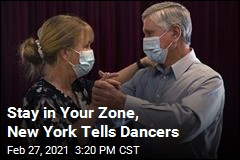 Stay in Your Zone, New York Tells Dancers