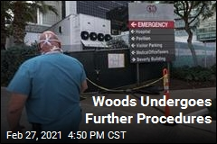 Woods Undergoes Further Procedures