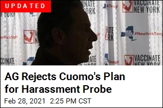 Cuomo Asks AG to Appoint Attorney to Investigate Claims