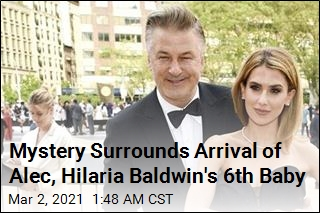 Alec, Hilaria Baldwin Welcome 6th Baby, Months After 5th Baby