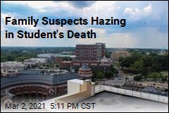 Family Suspects Hazing in Student's Death