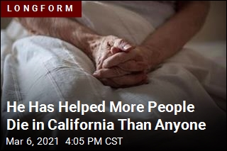 He Has Helped More People Die in California Than Anyone