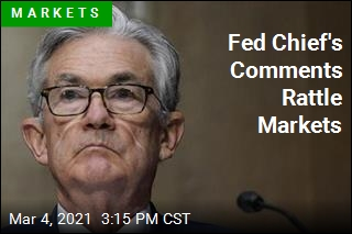 Fed Chief's Comments Rattle Markets