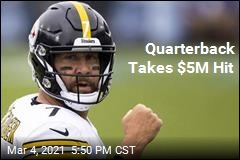 Roethlisberger Re-Signs, for $5M Less