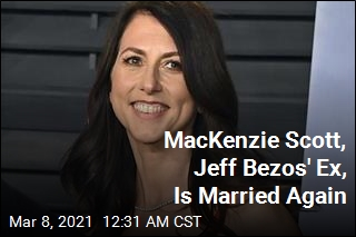 MacKenzie Scott Has a New Husband