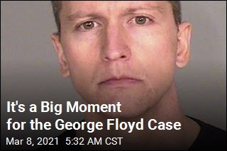Jury Selection Begins in George Floyd Death