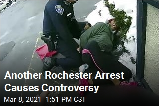 For Rochester Police, Another Controversy