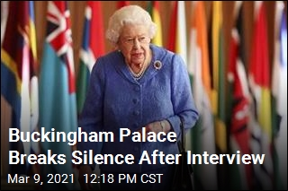 Buckingham Palace Breaks Silence After Interview