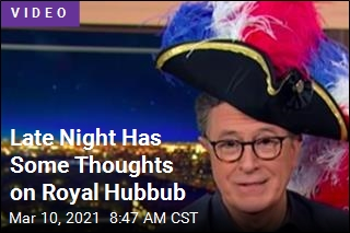 Late Night Has Some Thoughts on Royal Hubbub