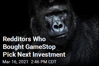 Redditors Who Bought GameStop Pick Next Investment
