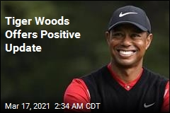 Tiger Woods Is Back in Florida