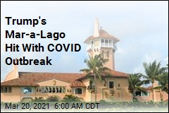 Latest Partial Shutdown Due to COVID: Trump's Mar-a-Lago
