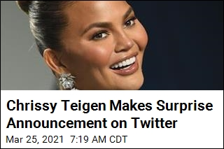 Chrissy Teigen Ditches Twitter: 'Time for Me to Say Goodbye'