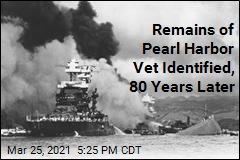 Remains of Pearl Harbor Vet Identified, 80 Years Later