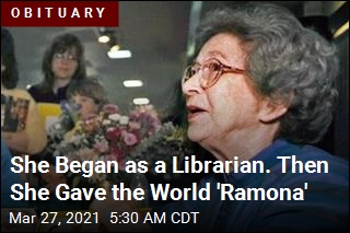 She Began as a Librarian. Then She Gave the World 'Ramona'