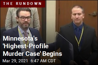 Minnesota's 'Highest-Profile Murder Case' Begins