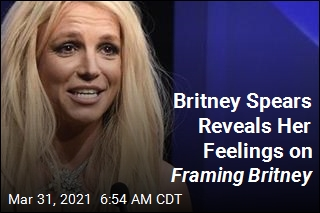 Britney Spears Reveals Her Feelings on Framing Britney