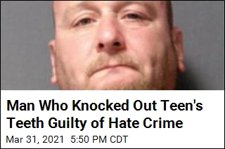 Man Who Attacked Black Teen Pleads Guilty to Hate Crime