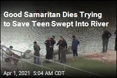 Teen, Would-Be Rescuer Drown Near Ohio Dam