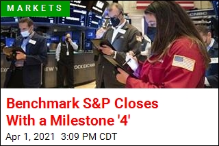 S&P 500 Busts Through a New Threshold