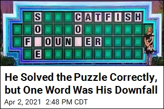 He Solved the Puzzle Correctly, but One Word Was His Downfall