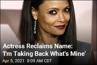 Actress Reclaims Name: 'I'm Taking Back What's Mine'