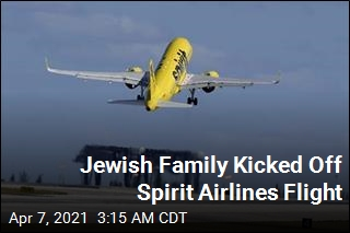 Jewish Family Kicked Off Spirit Airlines Flight