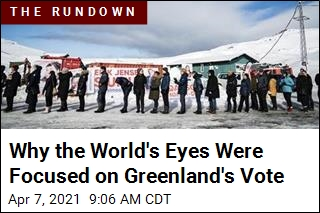 Why the World's Eyes Were Focused on Greenland's Vote