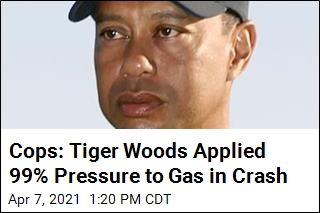 Officials Share What They Know About Tiger Woods Crash