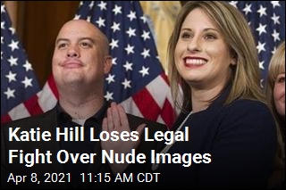 Katie Hill Loses Legal Fight Over Nude Images