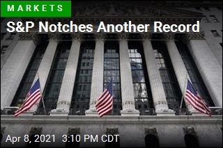S&P Notches Another Record