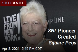 SNL Pioneer Created Square Pegs