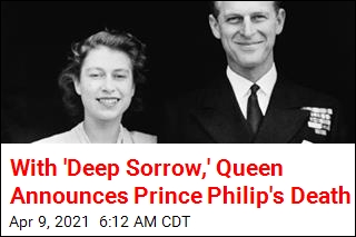Prince Philip Has Died at Age 99