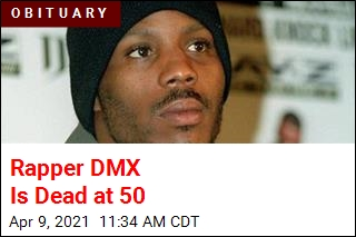 Rapper DMX Is Dead at 50