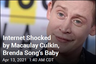 Macaulay Culkin, Brenda Song Shock the Internet With Baby