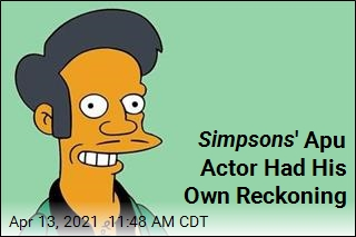 Hank Azaria: Apu Was Part of 'Structural Racism'