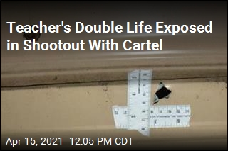 Teacher's Double Life Exposed in Shootout With Cartel