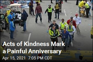 Acts of Kindness Mark a Painful Anniversary