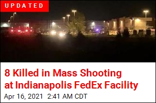 'Mass Casualty Situation' at Indianapolis FedEx Facility