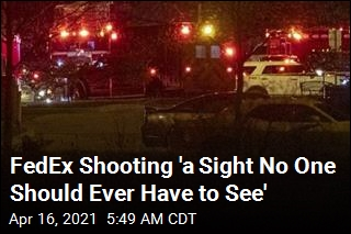 FedEx Shooting 'a Sight No One Should Ever Have to See'